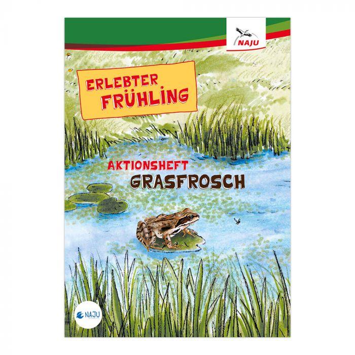 Aktionsheft Grasfrosch