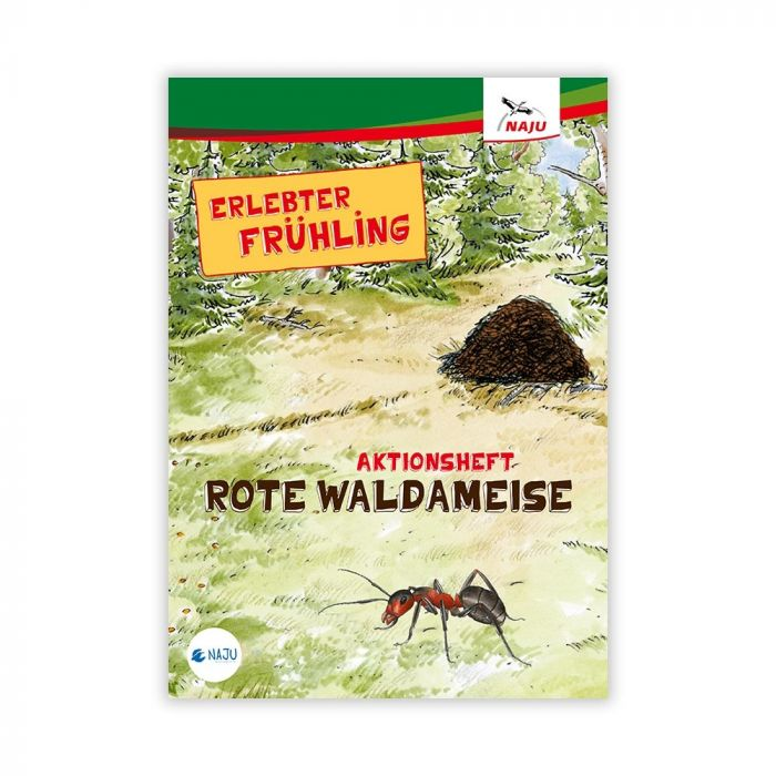 Aktionsheft Rote Waldameise