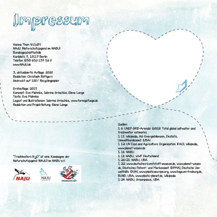 Trashbusters H20: Klar zur Wende! Mitmachbuch