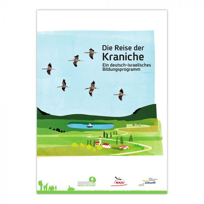Die Reise der Kraniche - Ein deutsch-israelisches Bildungsprogramm