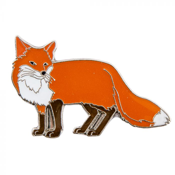 Ansteckpin Fuchs
