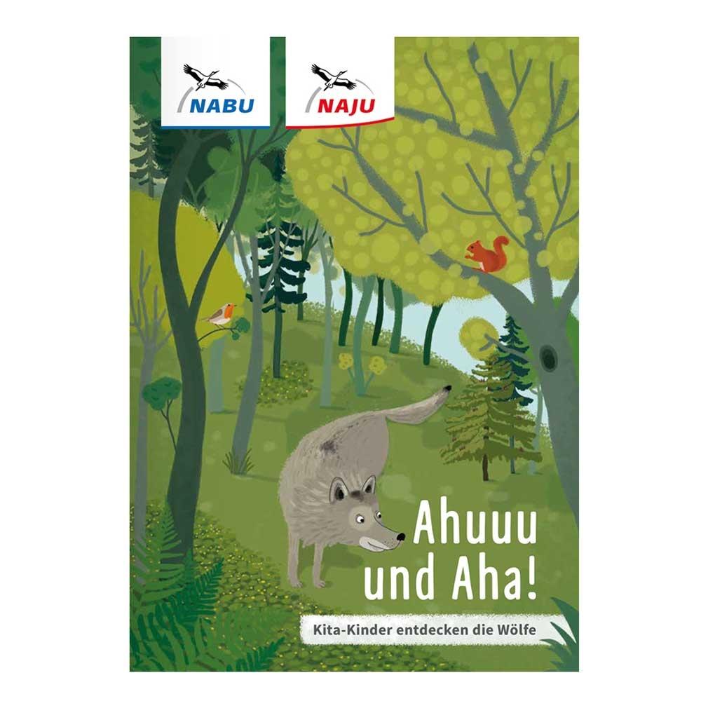 Aktionsleitfaden Wolf für Kitas (Print)