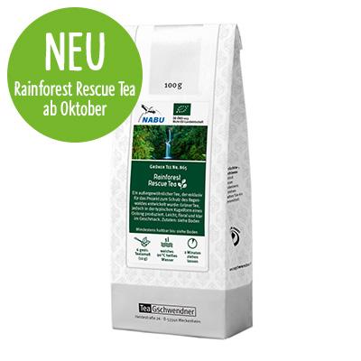 Rainforest Rescue Tea (Grüner Tee)